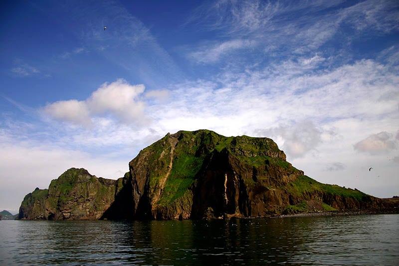 boat tour around Westman Islands