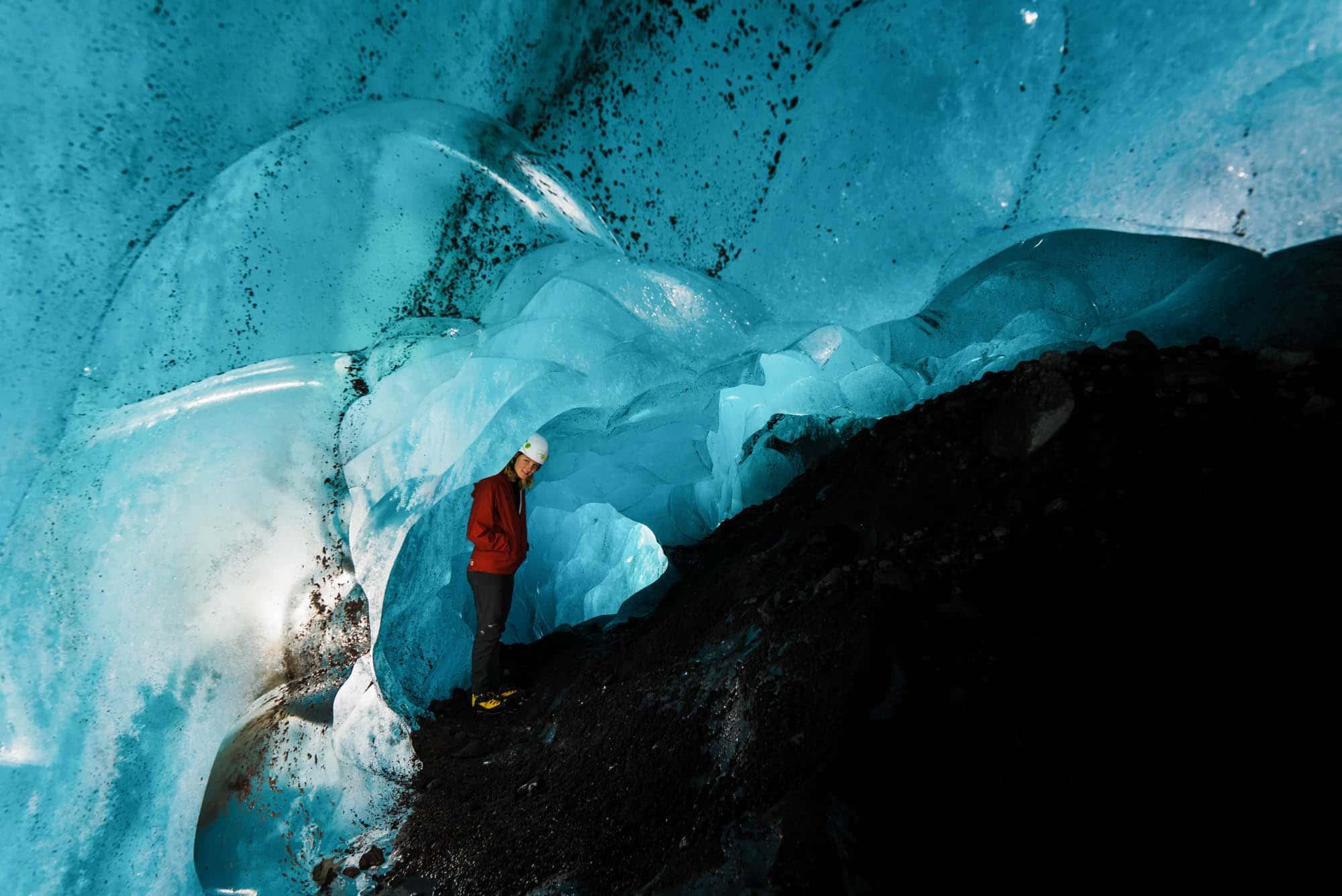vatnajökull ice cave tour