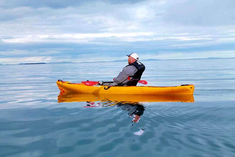 Snaefellsnes Kayaking Tour Iceland