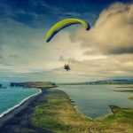 iceland paragliding