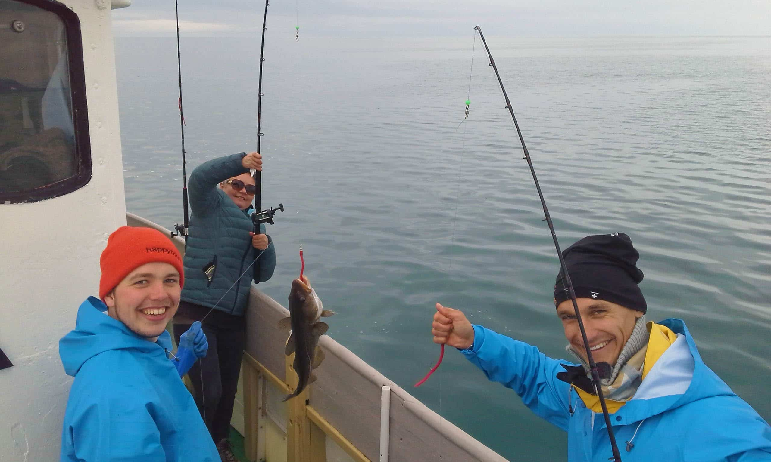 fishing tour from reykjavik