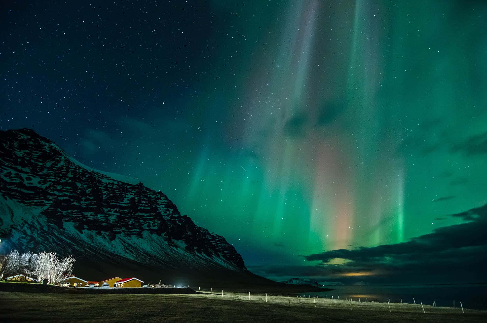 iceland new years eve package