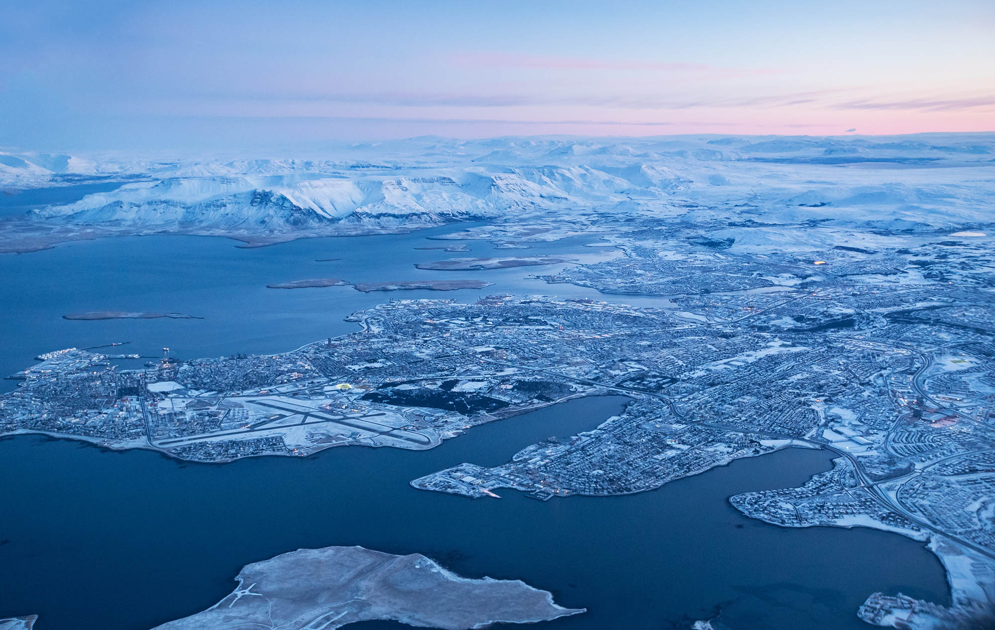 iceland new years eve packages