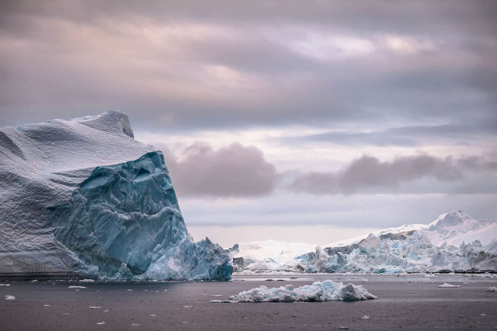 Ilulissat Greenland - Photo by Camilla Hylleberg - Visit Greenland